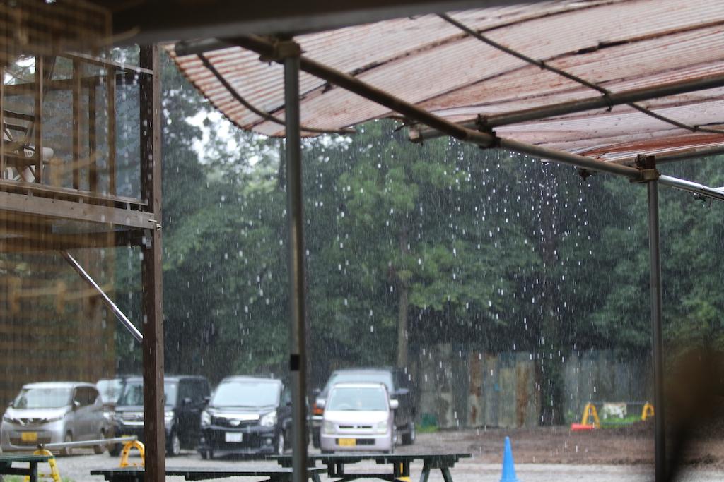 cimax貸切大雨