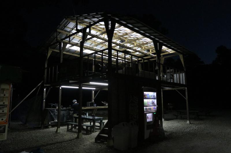CIMAXシューティング小屋